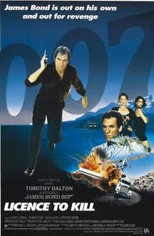 Ver 007 Licencia para Matar (James Bond 16) (1989) Online