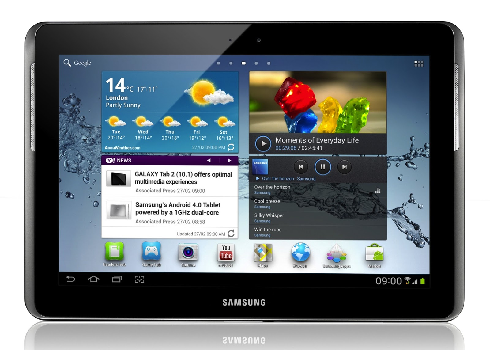 Best Custom Rom for Galaxy Tab 2 7.0 P3100 with SlimBean (build 6) JB