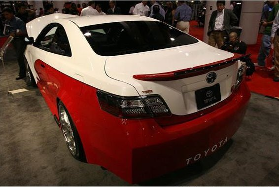 Modified Cars and Trucks: Toyota Camry Modified | 566 x 379 jpeg 44kB
