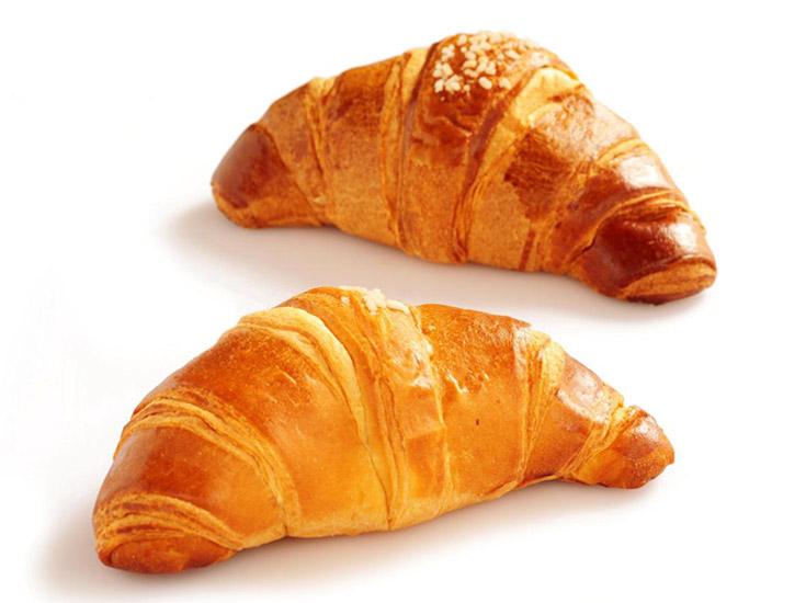croissant, cornetti e pasta danese