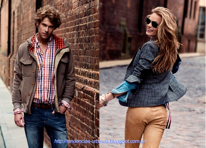 Tannery ropa otoño invierno 2013