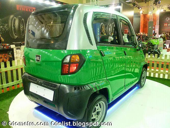 Nissan -Renault- Bajaj işbirliğiyle