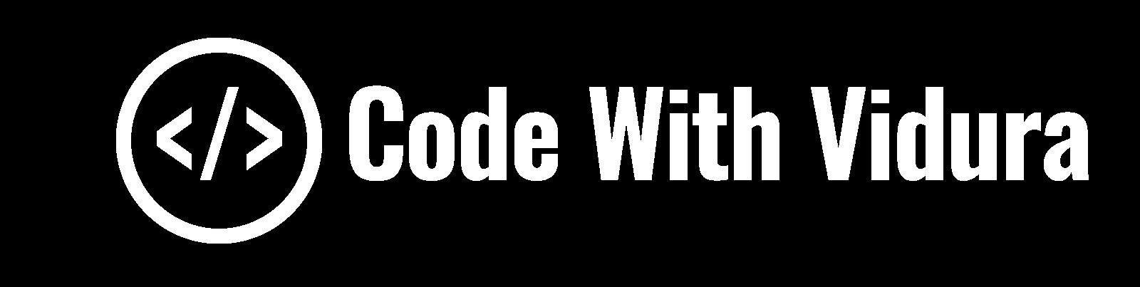 Code with Vidura