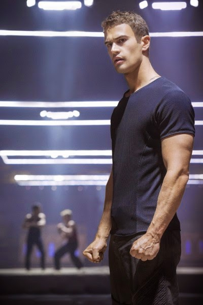 Theo James Four Divergent