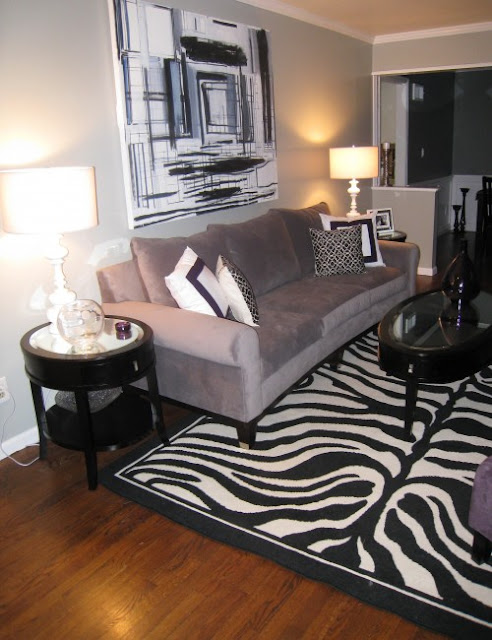 Sala Decorada De Zebra ~ Fotos de SALA SALON LIVING ESTILO TENDENCIA ANIMAL PRINT ZEBRA CEBRA