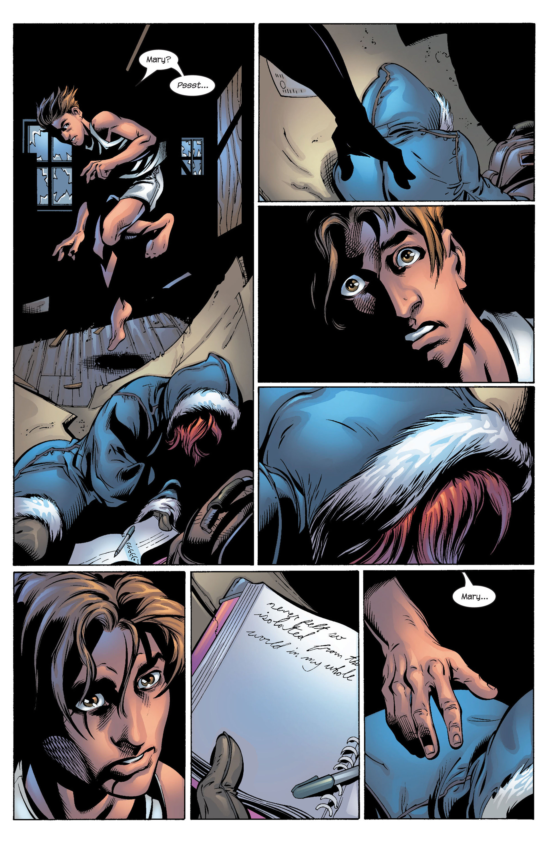 Ultimate Spider-Man (2000) Issue #53 #57 - English 8