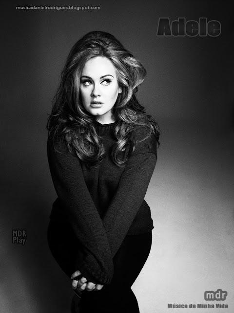Cantora Adele: Músicas, videos, histórias, letras e traduções, fotos, divulgação, faça o download, veja a lista completas das músicas mais tocadas, mdr. Música da Minha Vida.