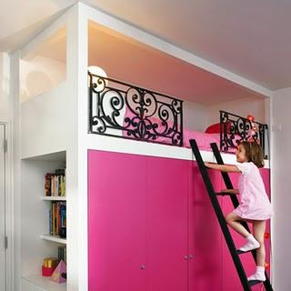 quartos com cama em alvenaria e nichos