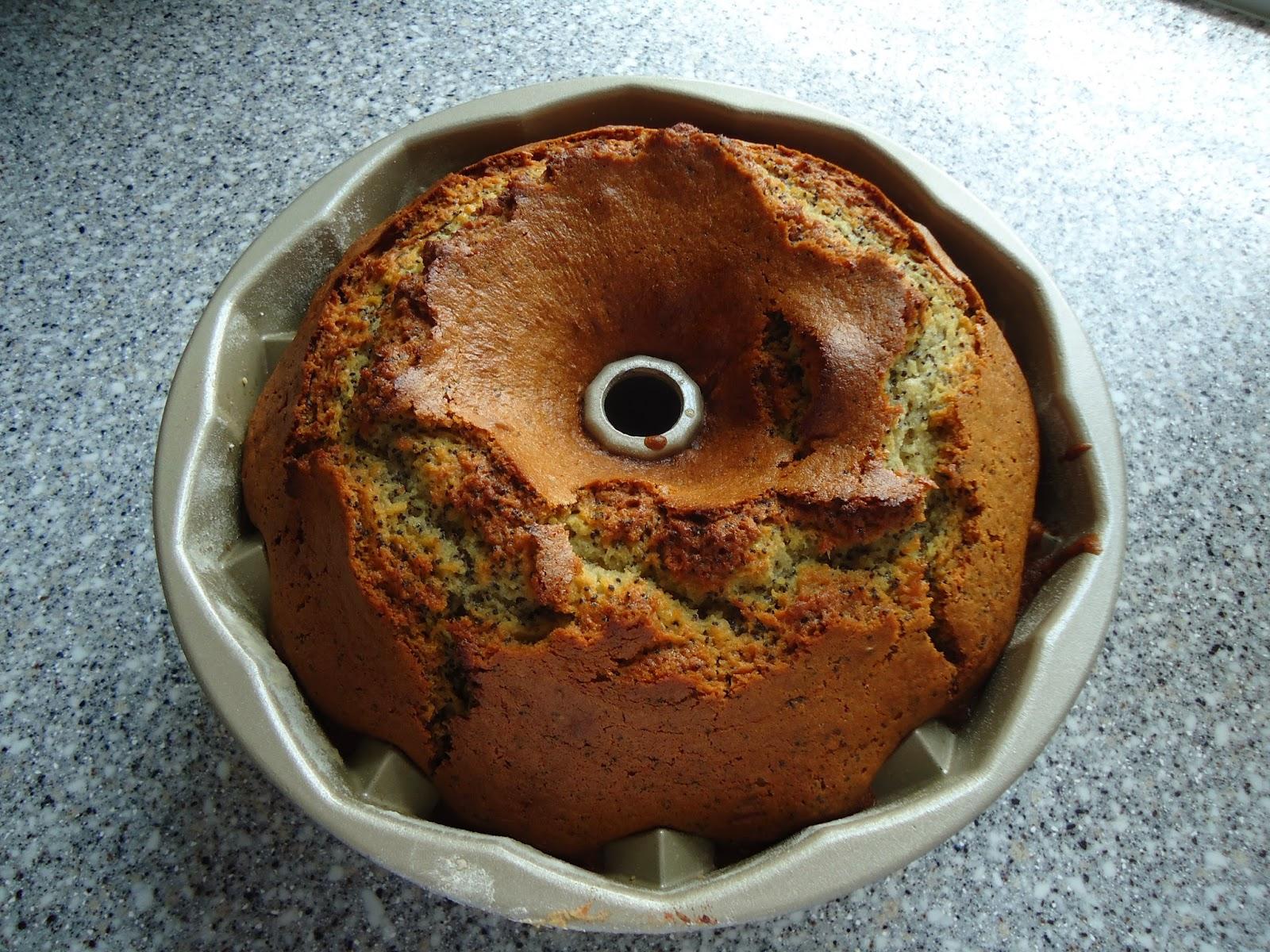Solo Poppy Seed Cake Recipe