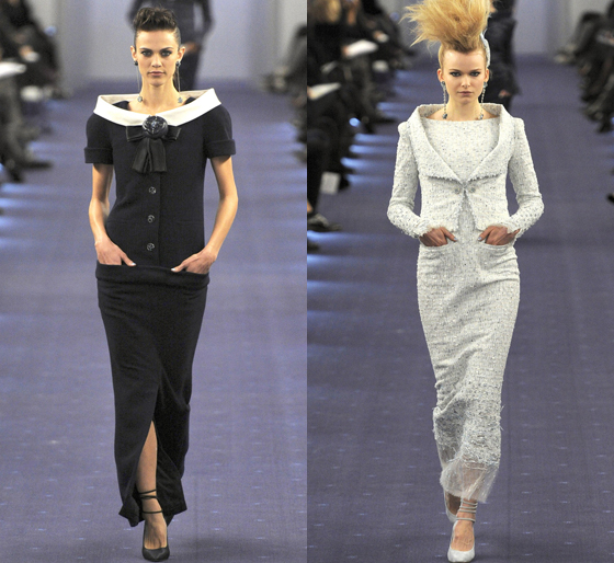 Chanel, Fashion Week paris 2012
