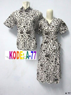 batik pesta modern dan exclusive