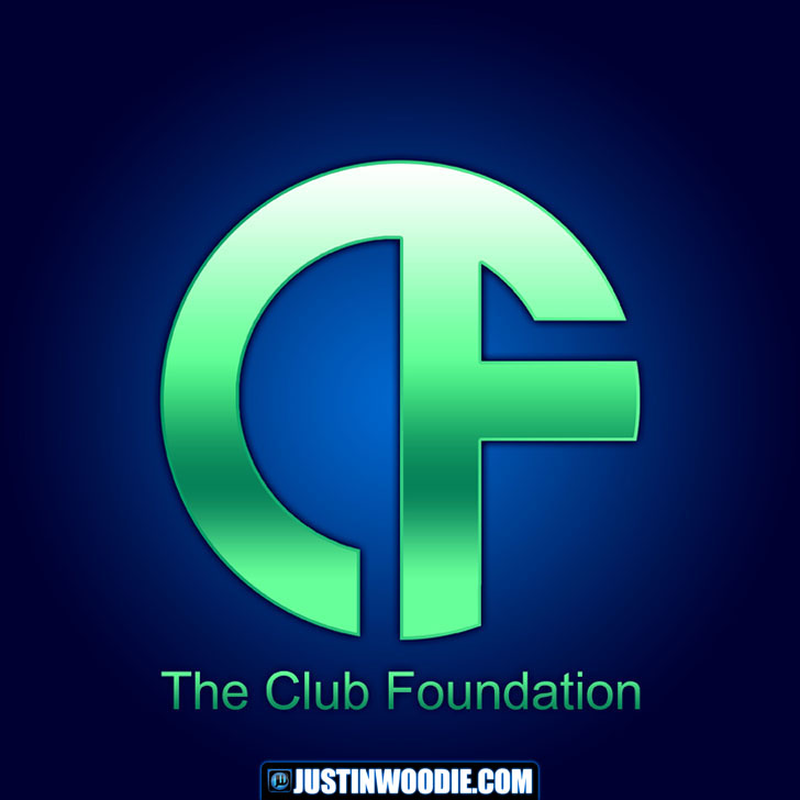 The Club Foundation Graphic Logo Design