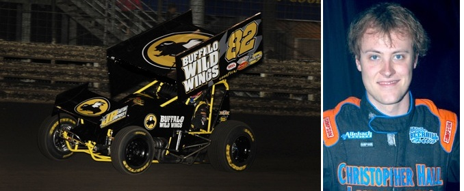 World of Outlaws Driver Profile: Lucas Wolfe