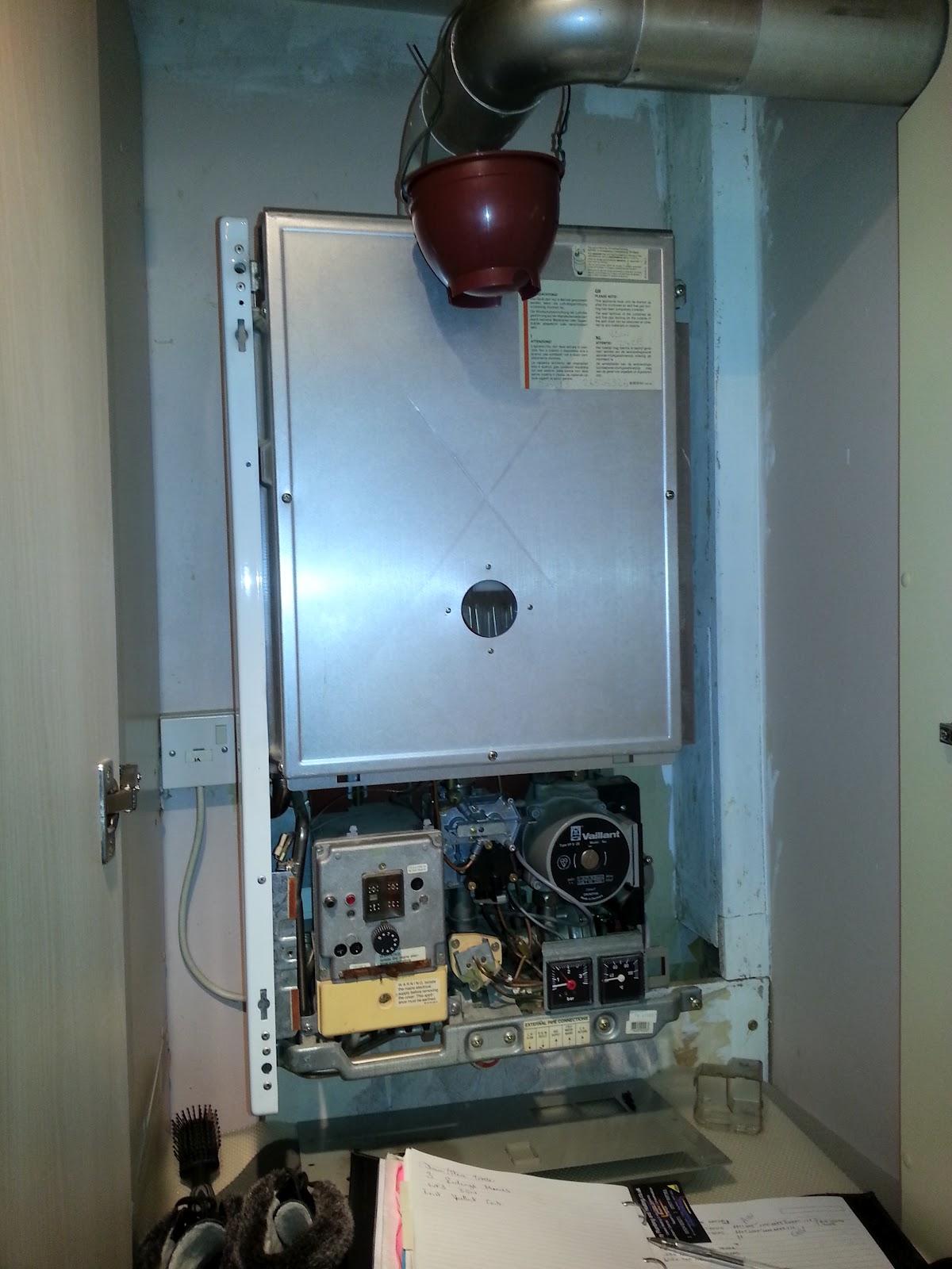 Boiler: Leaking Boiler