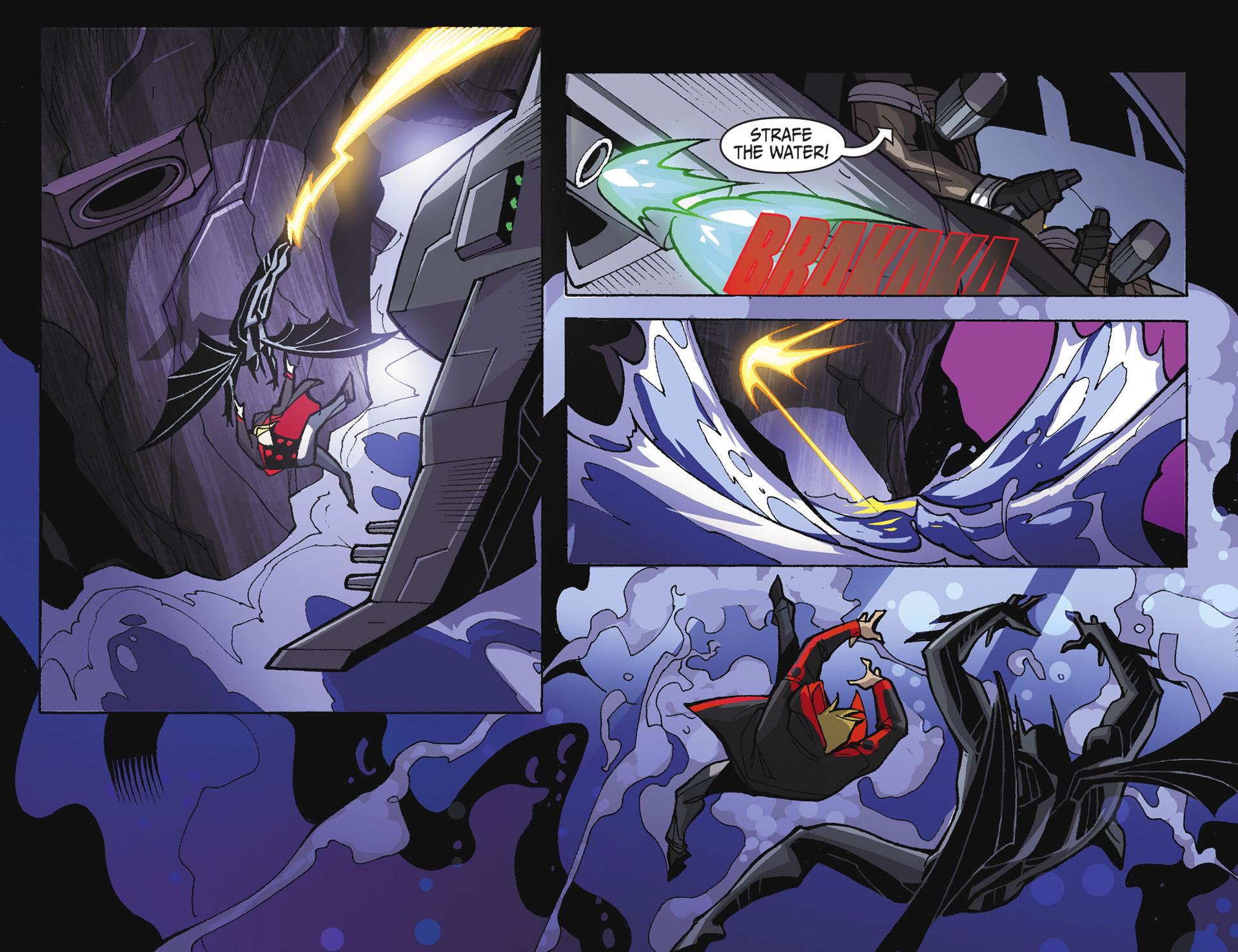 Batman Beyond 2.0 Issue #21 #21 - English 8