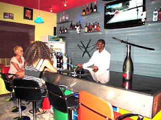 Maroccain restaurant, Lagos