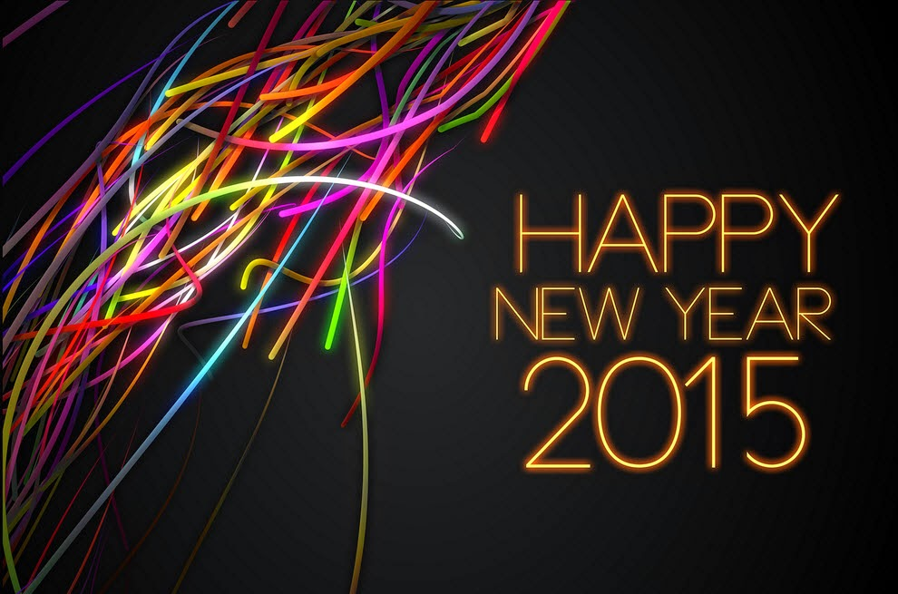 Happy New Year HD Image Wallpaper