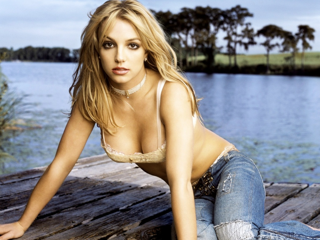 Britney Spears Hot Singer