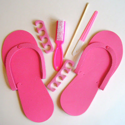 Ladies Pedicure Kit