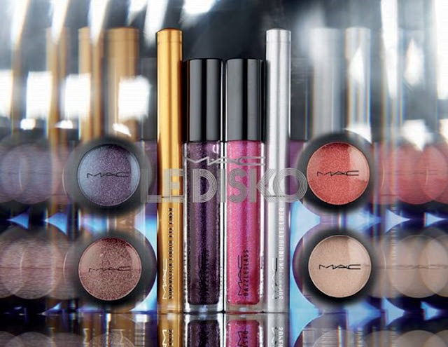 MAC Le Disko Collection India at Baronial Feminite