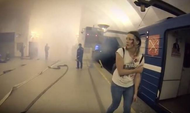 Έκρηξη Ρωσία: Πρόβα θανάτου στον ίδιο σταθμό ένα χρόνο πριν (vid)
