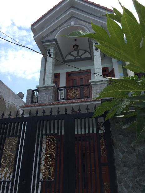 Bán nhà ở trung tâm thị xã Dĩ An, chỉ với giá 950 triệu