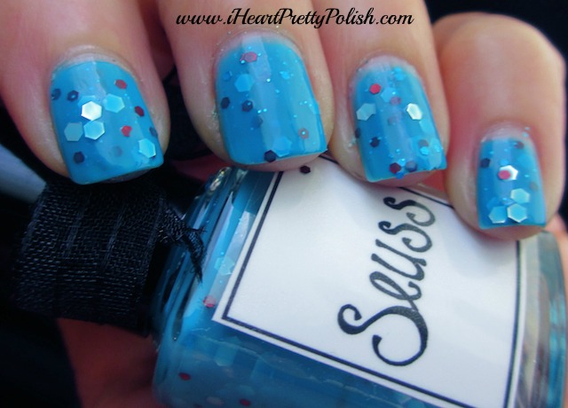 Whimsical Ideas by Pam Nail Polish