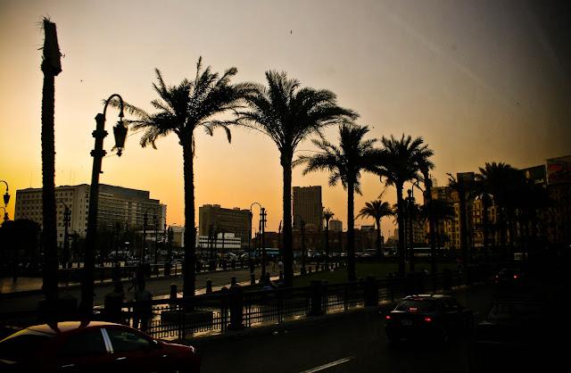Tahrir Square, Cairo, Egypt  2008