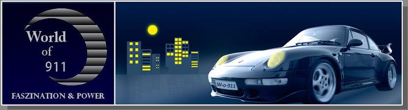World of 911 - das Informationsportal für Porschefahrer, Fans + Freunde