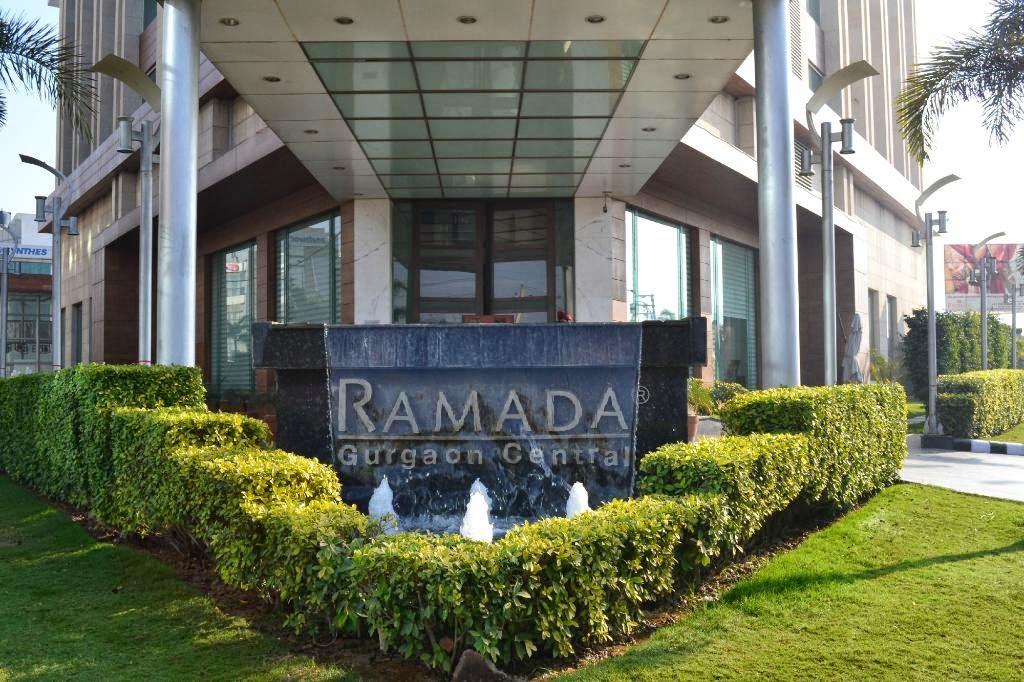 hotels near cyber city Gurgaon