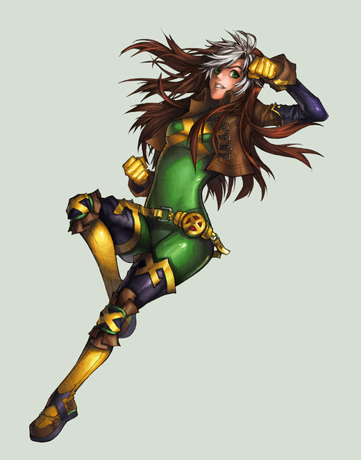 Women of X-Men :: Rogue por ace-ix