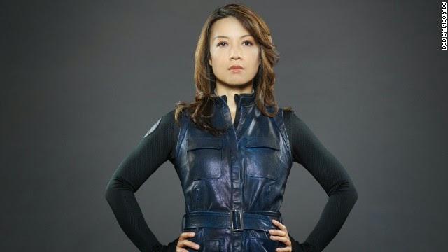 Ming-Na Wei, Agente Melinda May en Agentes de SHIELD