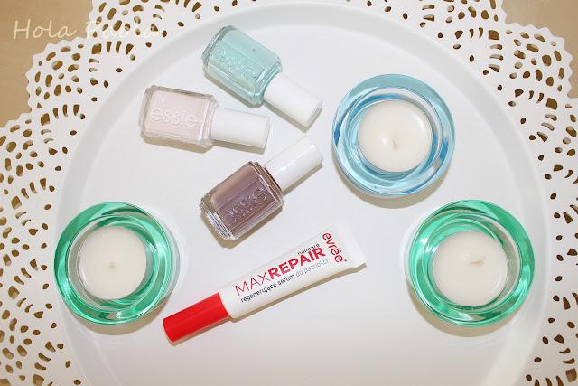 Evree® Max Repair, Serum do paznokci - regenerujące recenzja efekty jak używać olejek do paznokci jaki kupić evree kuracja paznokci zniszczone po hybrydach