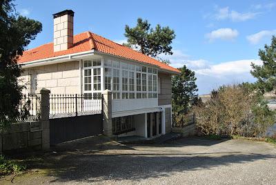 Casa Bahía del Mar, Cabana de Bergantiños, A Coruña, Costa da Morte, Galicia, España (Spain). Casa para alquiler de vacaciones, alquiler por temporada, alquiler fin de semana, etc.