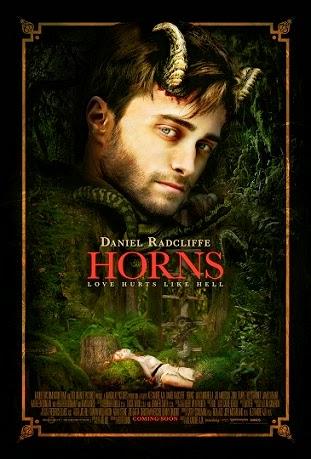 Affiche originale de Horns