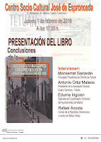 "Presentación del libro: ""Conclusiones de la Universidad Popular de Bellas Vistas"""