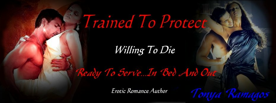 Tonya Ramagos - Erotic Romance Author