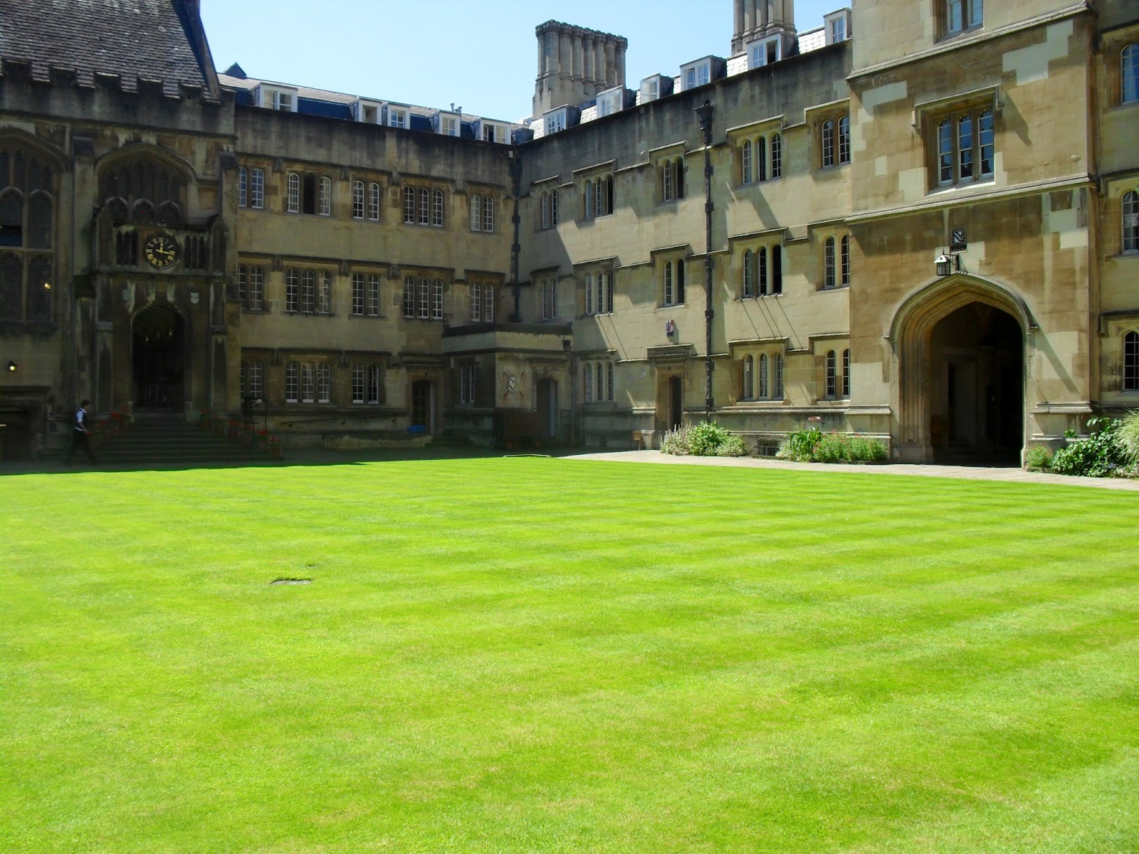 oxford furnished to