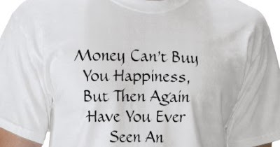 how to buy happiness with money