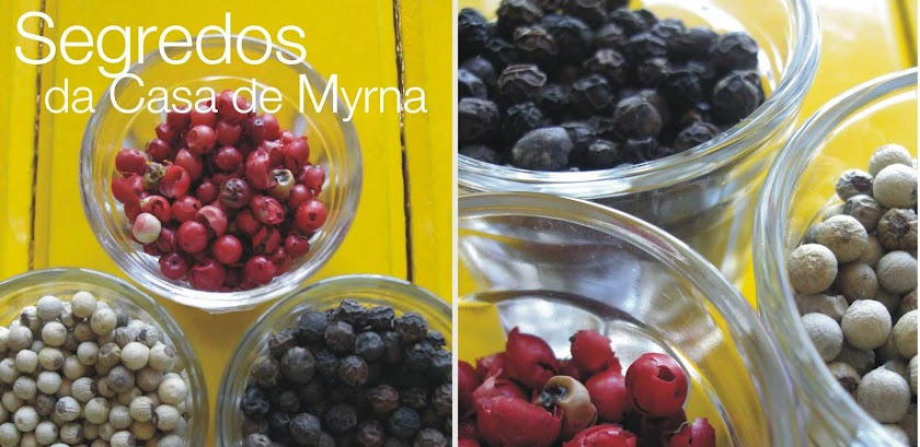Segredos da casa de Myrna