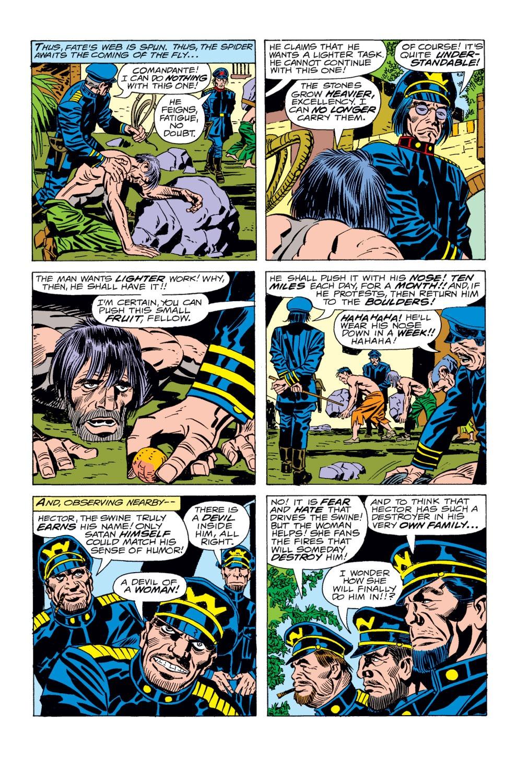 Captain America (1968) Issue #206 #120 - English 17