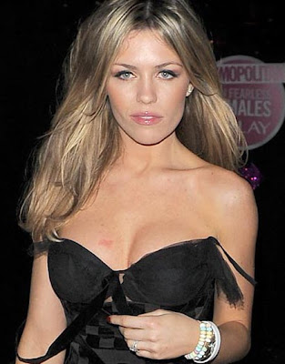 Abigail Clancy hot photo