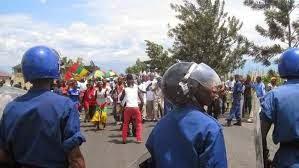 The Leader Of Burundi's Opposition Party Shot Dead