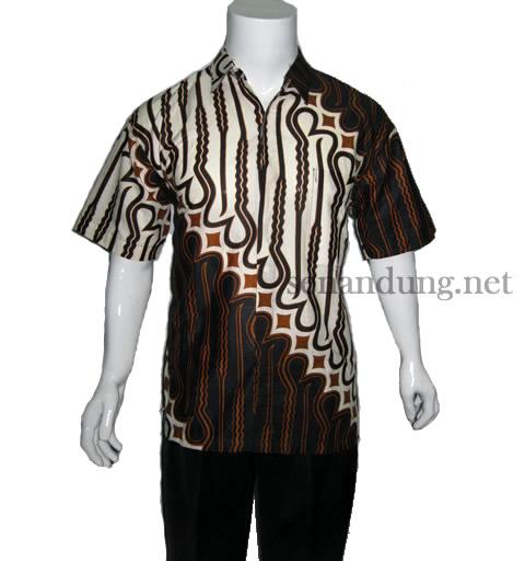 baju batik solo modern