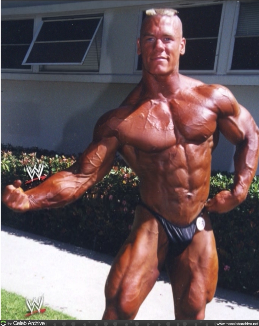 John Cena Bodybuilding Workout Bodybuilding.com forums