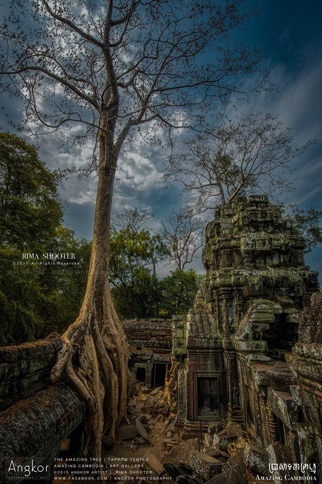 Taprom Temple-Cambodia
