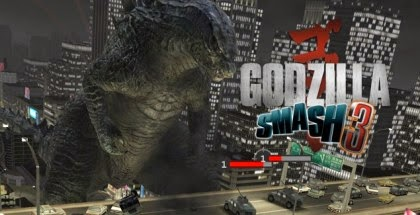 Godzilla Smash3 MOD APK (Everything Unlocked)