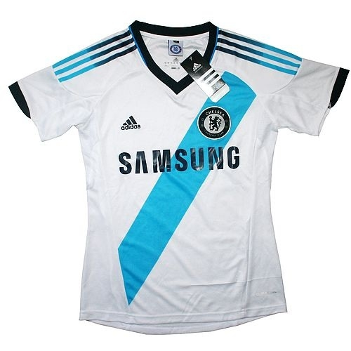 Ladies Jersey Chelsea Away 12/13