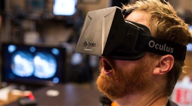 Oculus Rift rapture