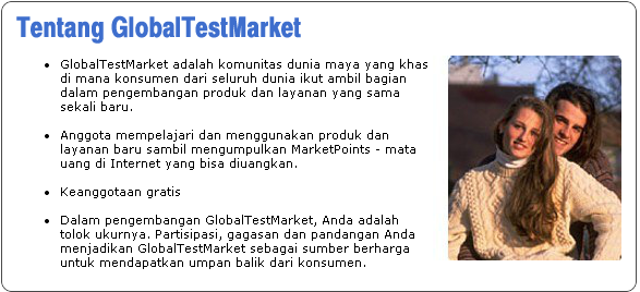 Tentang GlobalTestMarket